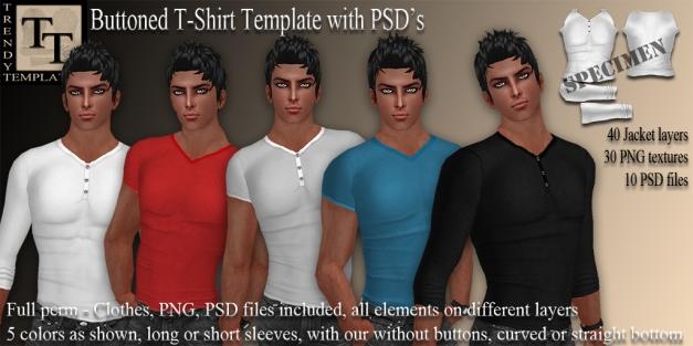 Vendor Buttoned shirt