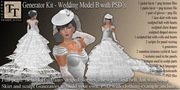 Promo Wedding Model B