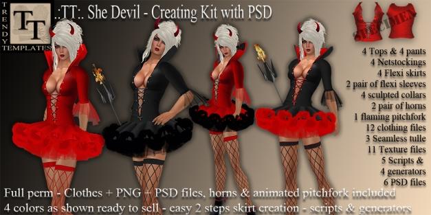 Promo TT She Devil
