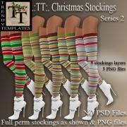 MM Board Christmas Stockings Series 2