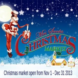Mrs Santa promo 2013