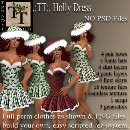 Promo TT Holly Dress