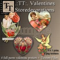 Vendor Valentines