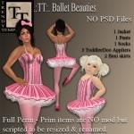 PROMO Ballet Beauties