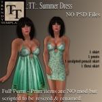 PROMO Summer Dress