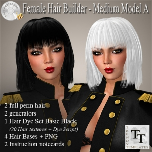 PROMO Female Medium Model A