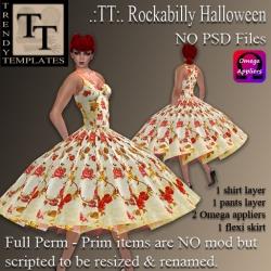 Rockabilly Halloween PIC