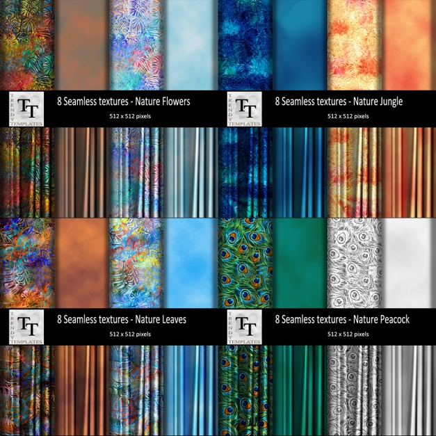 Promo Nature Textures