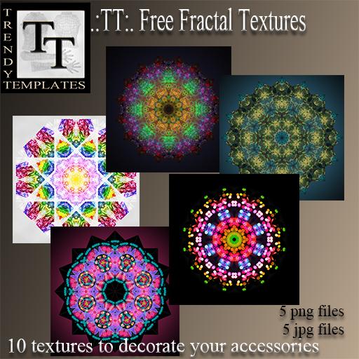 Promo TT Free Fractal Textures