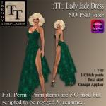 PROMO Lady Jade Dress