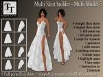 PROMO Skirt Generator Multi Model 5