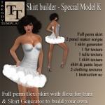 Promo TT Skirt Generator Special Model K