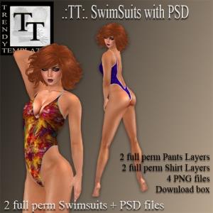 Promo TT SwimSuit
